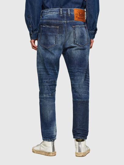 Diesel - D-Vider 009NJ, Blu medio - Jeans - Image 2