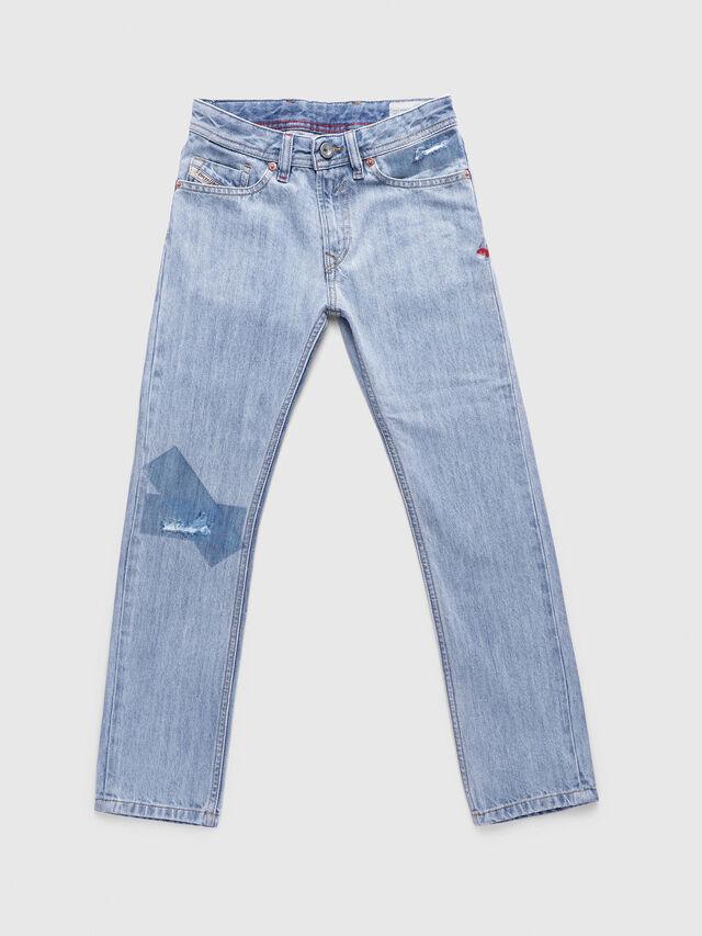 Diesel - WAYKEE-J-N, Blu Chiaro - Jeans - Image 1