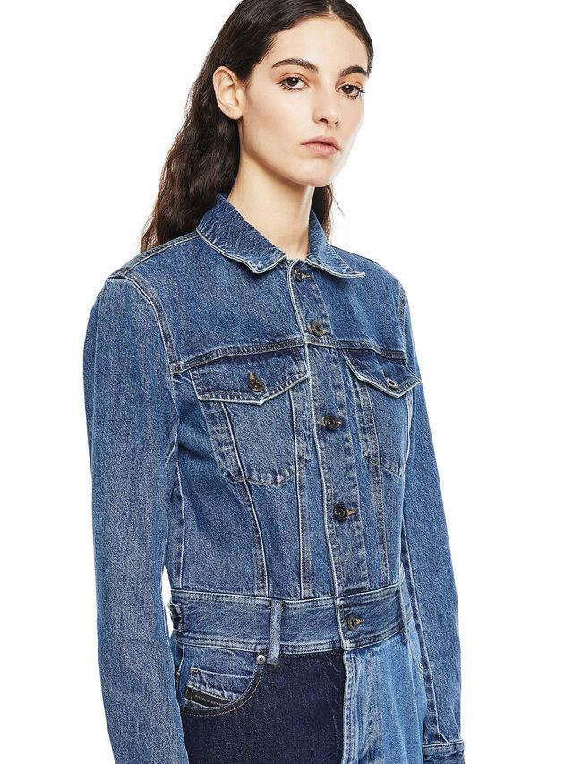 Diesel - DINAP, Blu Jeans - Vestiti - Image 5
