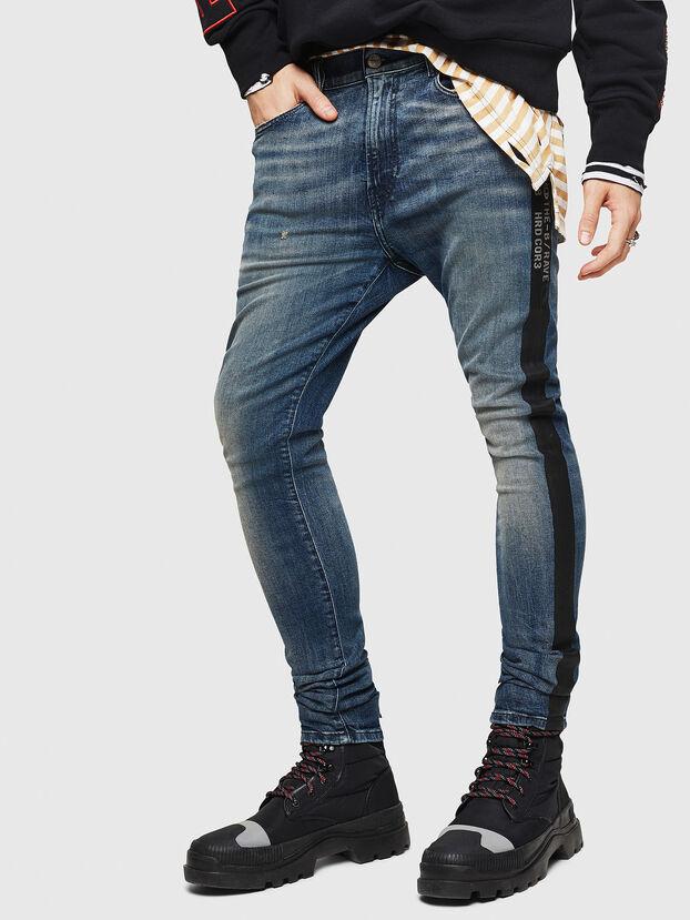D-Amny 069GB, Blu medio - Jeans