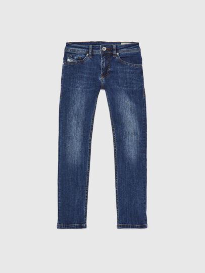 Diesel - THOMMER-J, Blu medio - Jeans - Image 1