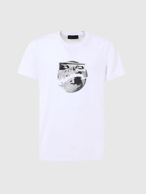 T-INO, Bianco - T-Shirts