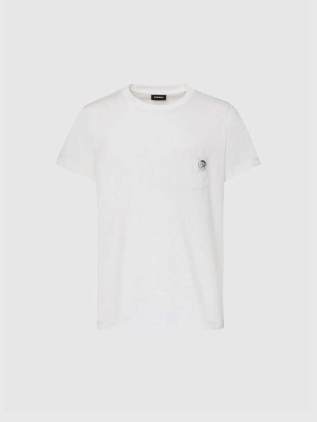 T-WORKY-MOHI, Bianco - T-Shirts