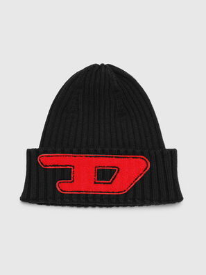 K-CODER-D, Nero - Cappelli invernali