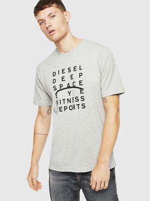 T-JUST-J5, Grigio - T-Shirts
