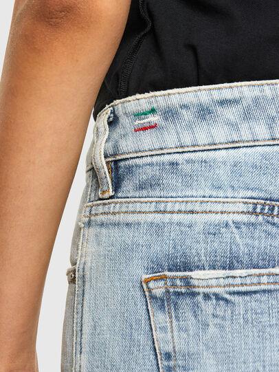 Diesel - D-Joy 009JR, Blu Chiaro - Jeans - Image 5