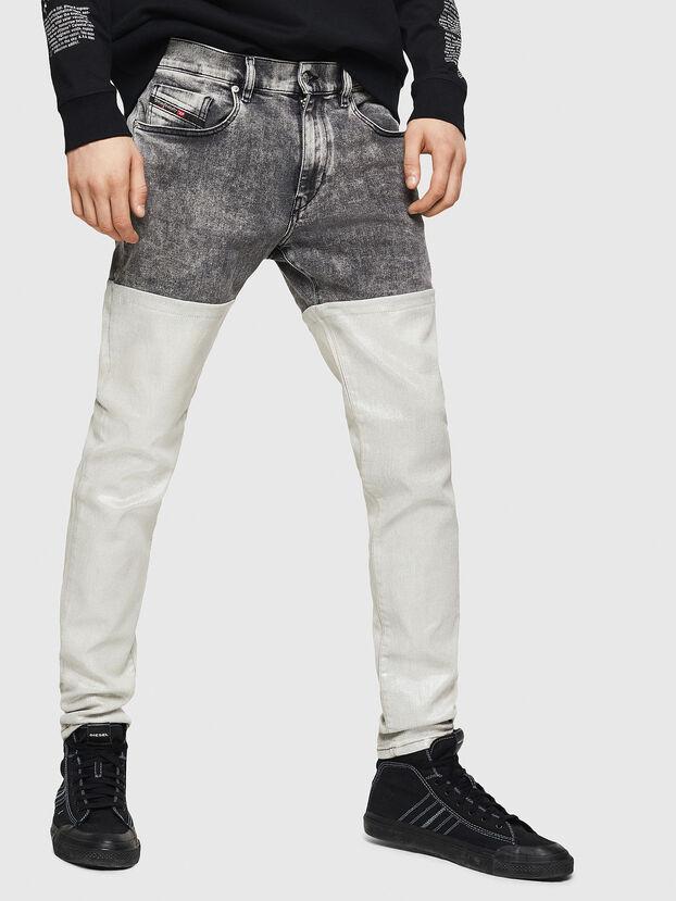 D-Strukt 069GK, Nero/Grigio scuro - Jeans