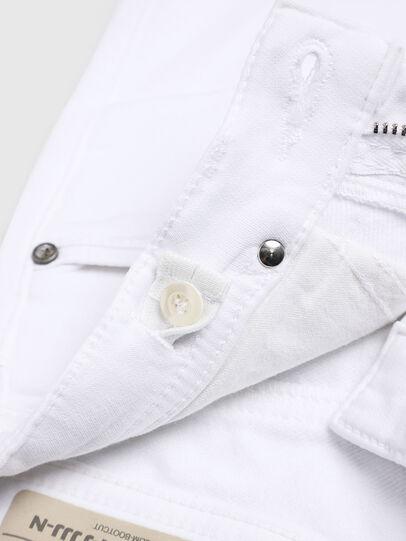 Diesel - LOWLEEH-J JOGGJEANS-N, Bianco - Jeans - Image 4