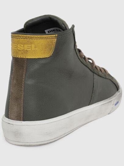 Diesel - S-MYDORI MC, Verde Militare - Sneakers - Image 5