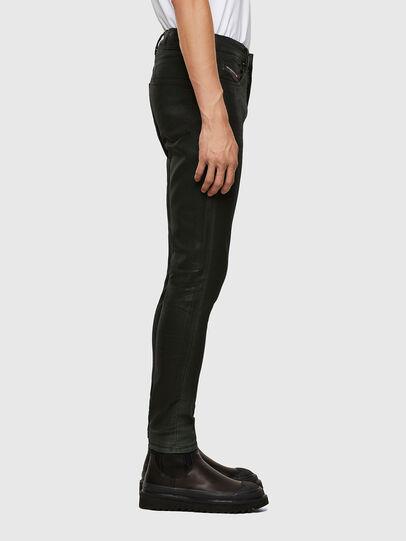 Diesel - D-Strukt JoggJeans 069QX, Nero/Verde - Jeans - Image 7