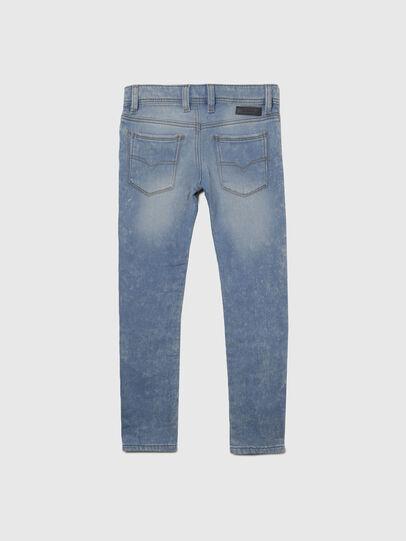 Diesel - SLEENKER-J JOGGJEANS-N, Blu - Jeans - Image 2