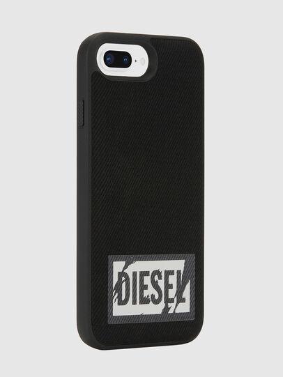 Diesel - BLACK DENIM IPHONE 8 PLUS/7 PLUS/6S PLUS/6 PLUS CASE,  - Cover - Image 5