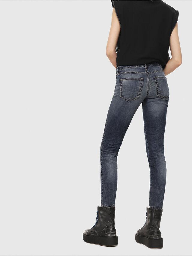 Diesel - Gracey JoggJeans 069FG, Blu medio - Jeans - Image 2