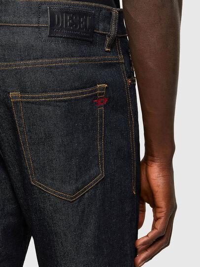 Diesel - D-Vider 009HF, Blu Scuro - Jeans - Image 4