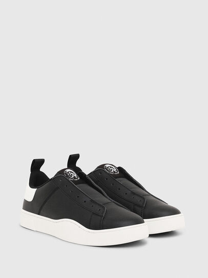 Diesel - S-CLEVER SO, Nero/Bianco - Sneakers - Image 2