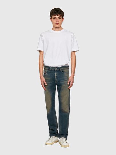 Diesel - D-Macs 009VK, Blu/Verde - Jeans - Image 5