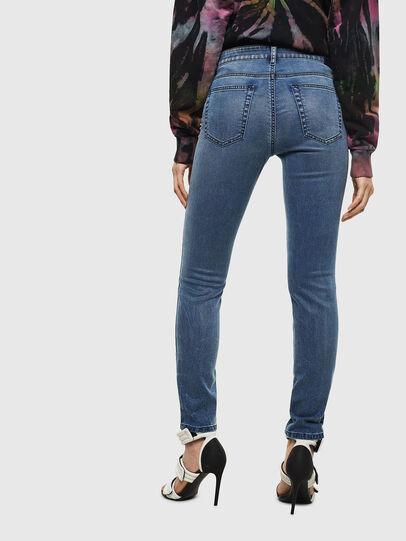 Diesel - D-Ollies JoggJeans 069MC, Blu medio - Jeans - Image 2