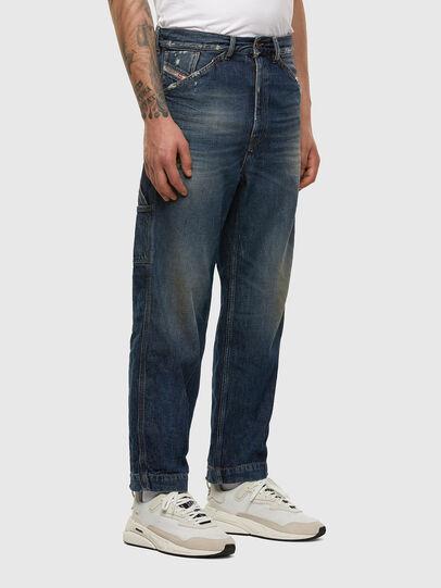 Diesel - D-Franky 009EW, Blu Scuro - Jeans - Image 5