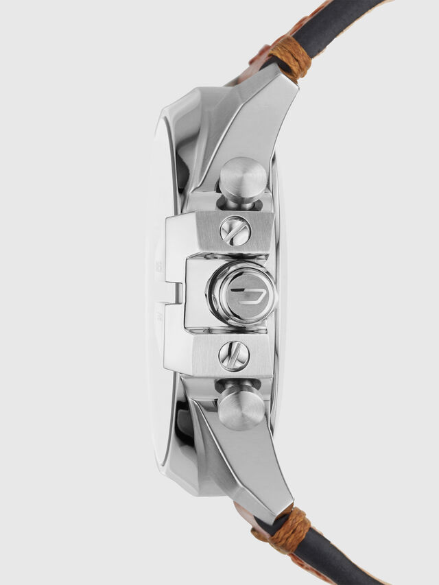 Diesel - DT1009, Marrone - Smartwatches - Image 3