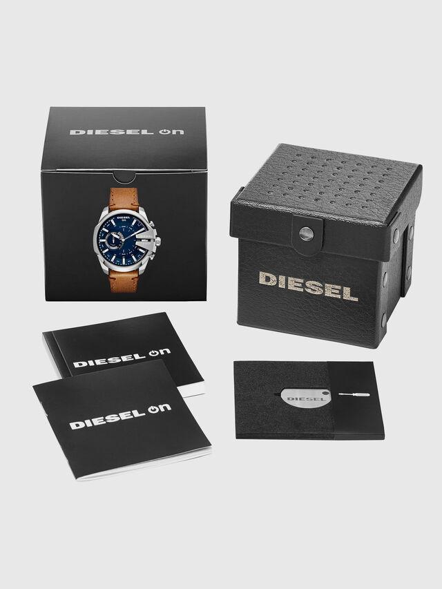 Diesel - DT1009, Marrone - Smartwatches - Image 4