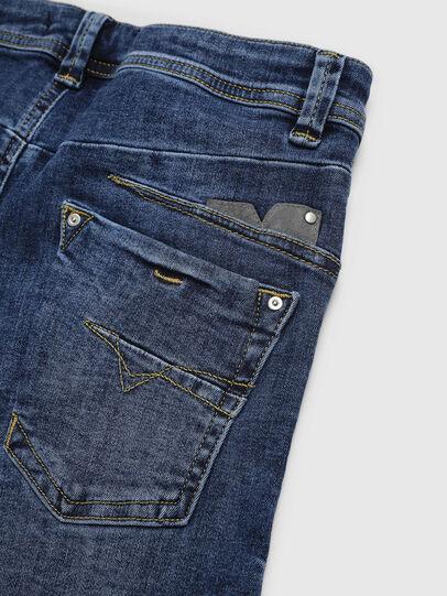 Diesel - DARRON-R-J SH-N, Blu medio - Shorts - Image 3