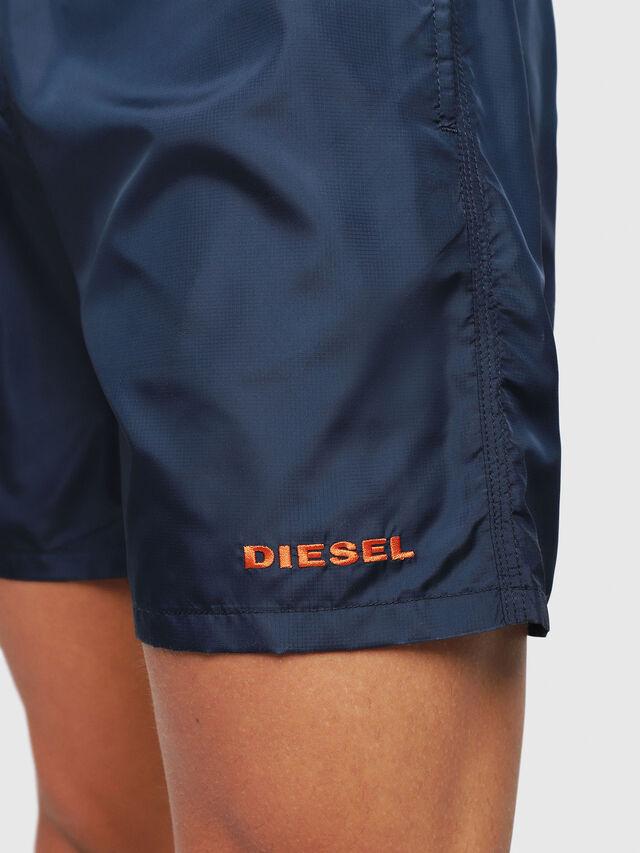 Diesel - BMBX-WAVE 2.017, Blu Navy - Boxer da bagno - Image 4