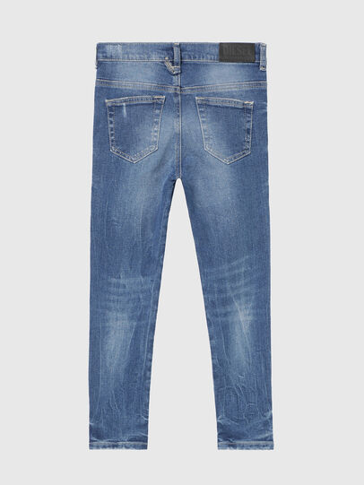 Diesel - D-SLANDY-HIGH-J, Blu medio - Jeans - Image 2