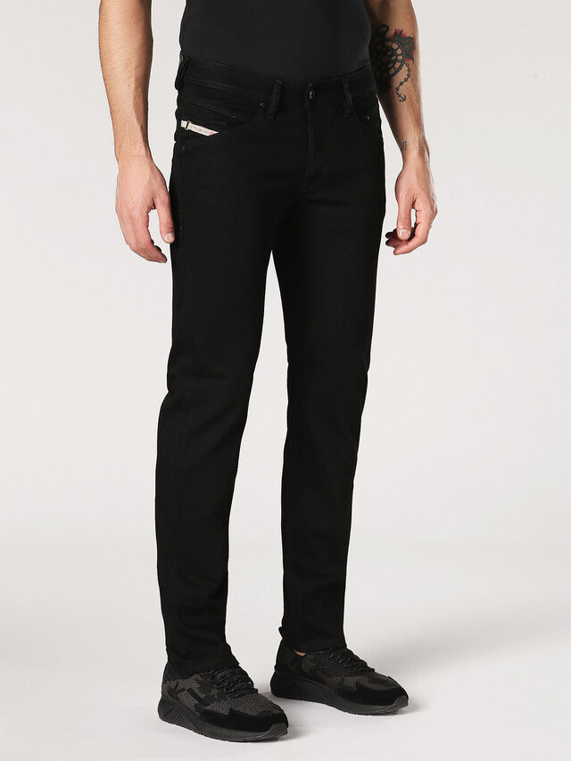 BELTHER 0886Z, Nero Denim