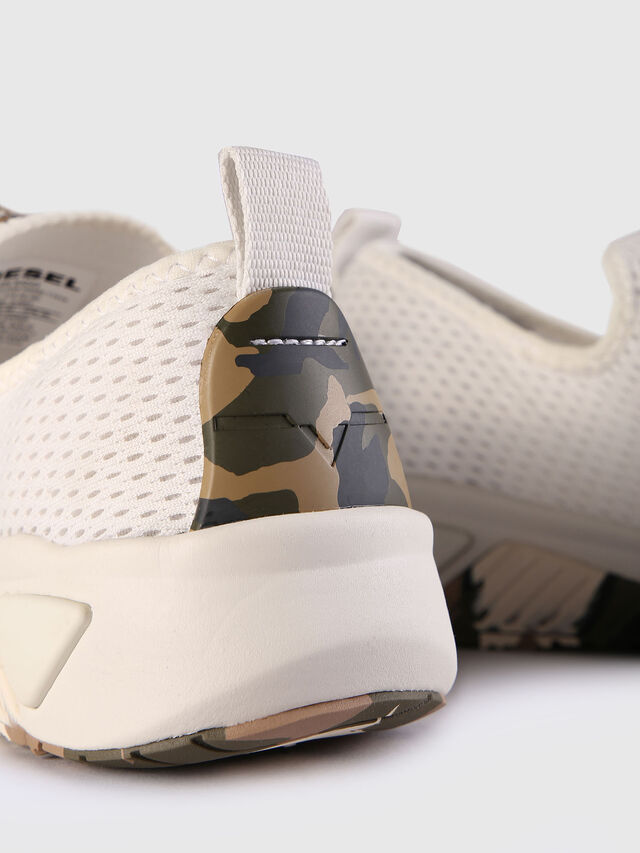 Diesel - S-KBY, Beige - Sneakers - Image 6