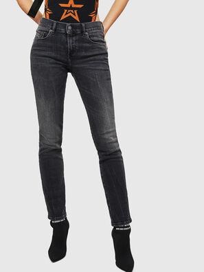 Sandy 081AH, Nero/Grigio scuro - Jeans
