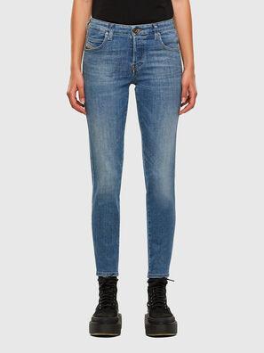 Babhila 086AP, Blu medio - Jeans