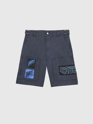 P-DUGA-SHO, Grigio scuro - Shorts