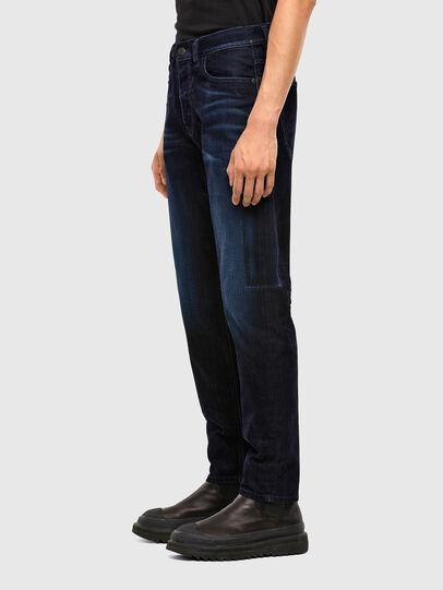 Diesel - D-Vider 009KU, Blu Scuro - Jeans - Image 7