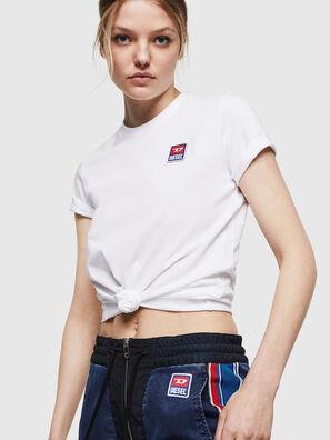 T-SILY-ZE, Bianco - T-Shirts