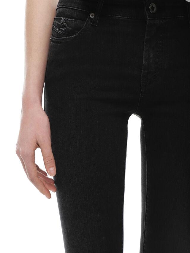 Diesel - TYPE-161C, Nero Jeans - Jeans - Image 4