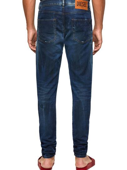 Diesel - D-Strukt JoggJeans® 069WR, Blu Scuro - Jeans - Image 2