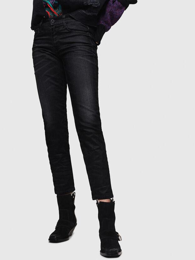 D-Rifty 0091I, Nero/Grigio scuro - Jeans