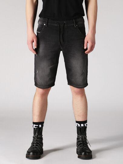 Diesel - KROOSHORT JOGGJEANS,  - Shorts - Image 1