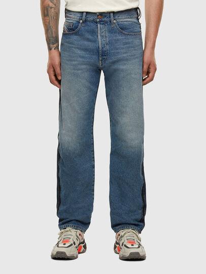 Diesel - D-Macs 009HX, Blu medio - Jeans - Image 1