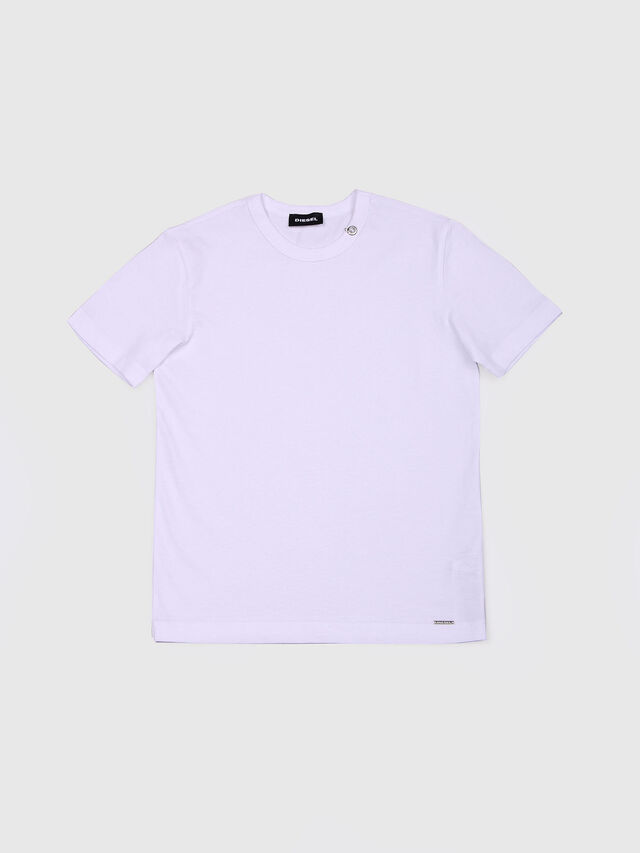 Diesel - TOCLE, Bianco - T-shirts e Tops - Image 1