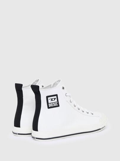 Diesel - S-ASTICO MID CUT, Bianco - Sneakers - Image 3