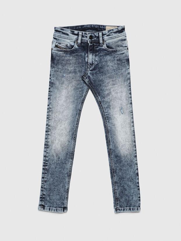 SLEENKER-J-N, Blu Chiaro - Jeans