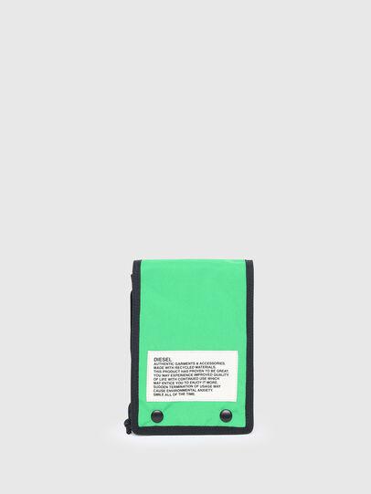 Diesel - ANKO WP, Verde/Blu - Borse a tracolla - Image 1