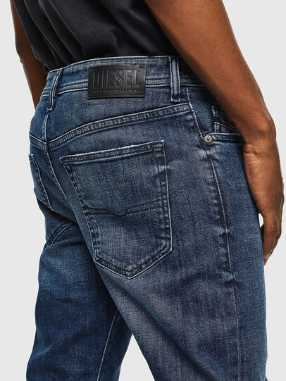 Diesel - Buster 0098P, Blu Scuro - Jeans - Image 4