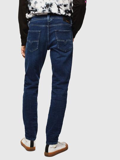 Diesel - Larkee-Beex 0095T, Blu Scuro - Jeans - Image 2