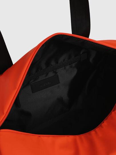 Diesel - F-BOLD DUFFLE, Arancione - Borse da viaggio - Image 5