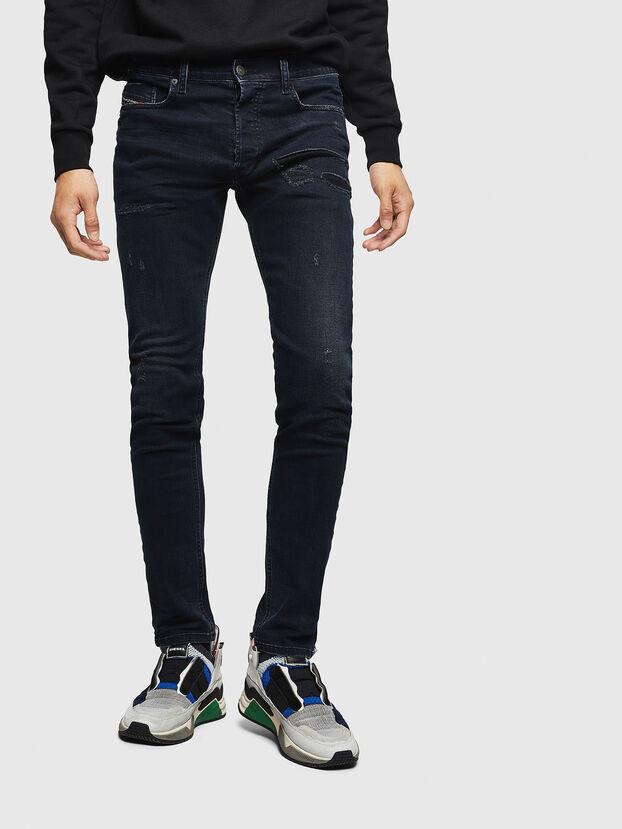 Tepphar 069GM, Nero/Grigio scuro - Jeans