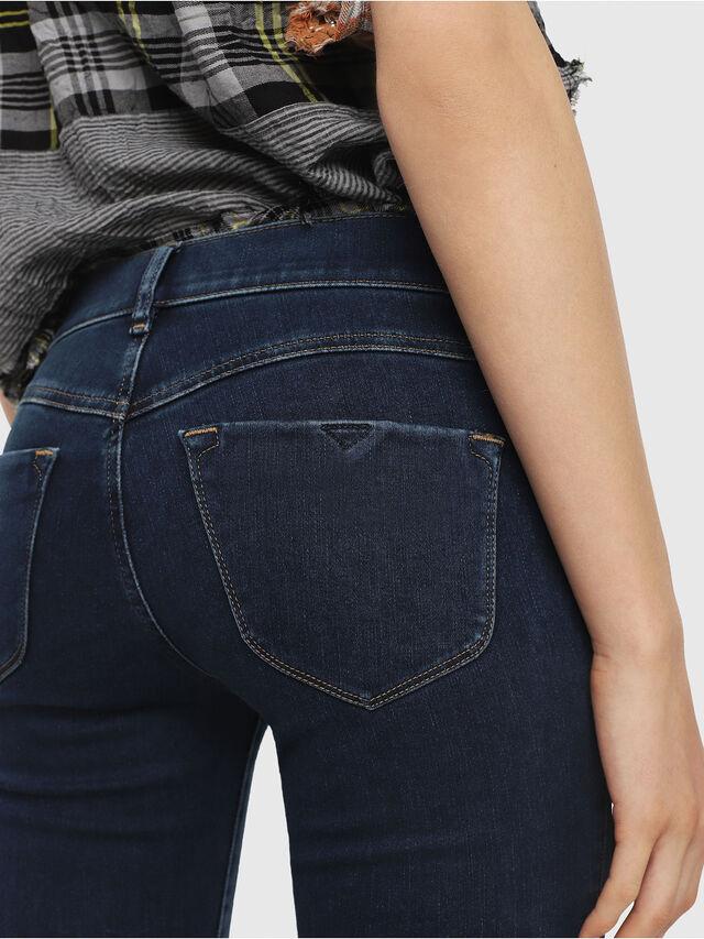 Diesel - Livier 069CX, Blu medio - Jeans - Image 3