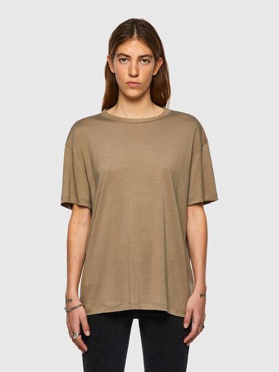 Diesel - T-ENKA-C.C, Marrone Chiaro - T-Shirts - Image 1