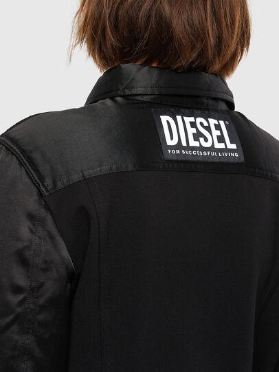 Diesel - G-PADD, Nero - Giacche - Image 4